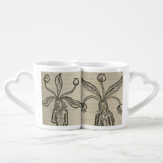 Mandrakes Coffee Mug Set