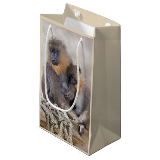 Mandrill and Young Gift Bag