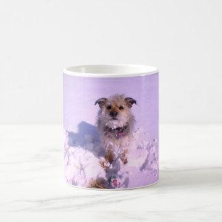 Mandy in the Snow Mug