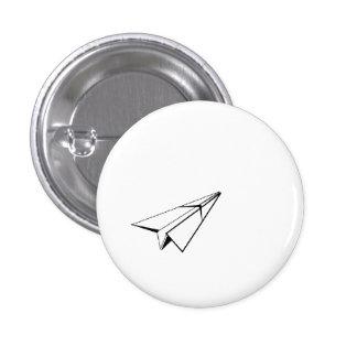 maneki-fly 3 cm round badge