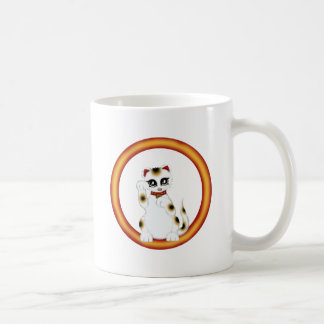 Maneki Neko Coffee Mug
