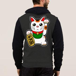 Maneki Neko: Japanese Lucky Cat Hoodie