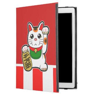 """Maneki Neko: Japanese Lucky Cat iPad Pro 12.9"""" Case"""