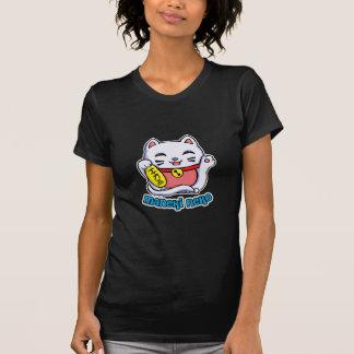 Maneki Neko Lucky cat T Shirt