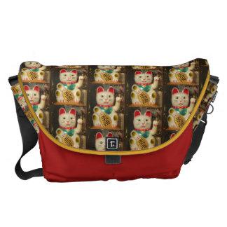 Maneki-neko, Lucky cat, Winkekatze 2.2 Commuter Bags