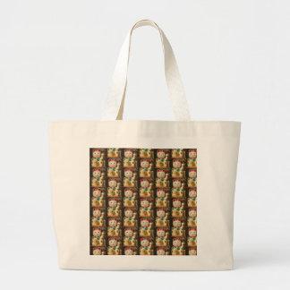 Maneki-neko, Lucky cat, Winkekatze 2.2 Large Tote Bag