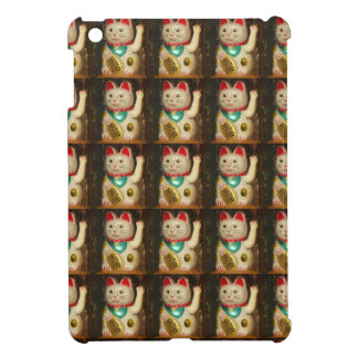 Maneki-neko, Lucky cat, Winkekatze iPad Mini Cover