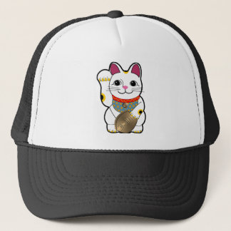 Maneki Neko Trucker Hat