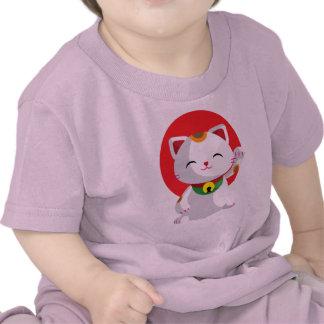Maneki Neko Tee Shirts