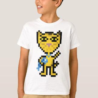 Maneki Neko with Fish T-Shirt