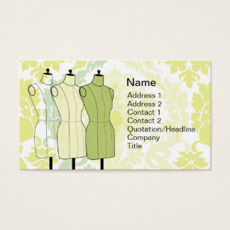 Manequins - Business Business Card