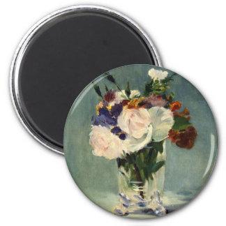 Manet Art 6 Cm Round Magnet