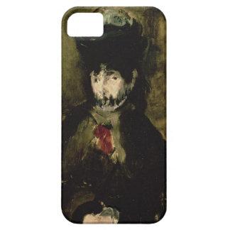 Manet   Berthe Morisot Wearing a Veil, 1872 iPhone 5 Cases