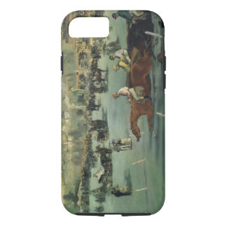 Manet   Horse Racing, 1872 iPhone 7 Case