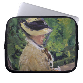 Manet | Madame Manet at Bellevue Laptop Sleeve