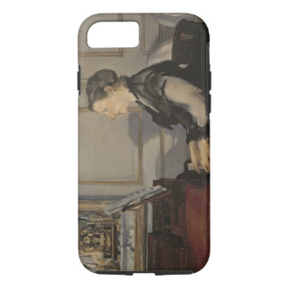 Manet | Madame Manet at the Piano, 1868 iPhone 7 Case