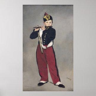Manet | The Fifer, 1866 Poster