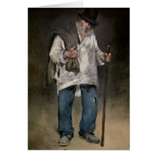 Manet | The Ragman, 1869 Card