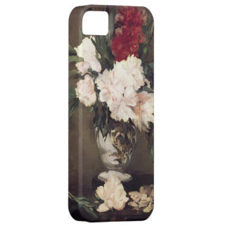 Manet: Vase of Peonies on a Small Pedestal artwork iPhone 5 Covers
