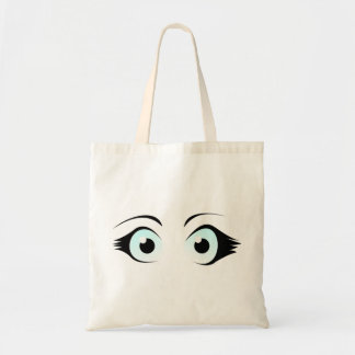 Manga Eyes Bag
