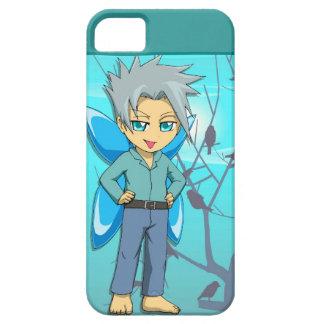Manga fairy, Teenage fairy iPhone 5 Cases