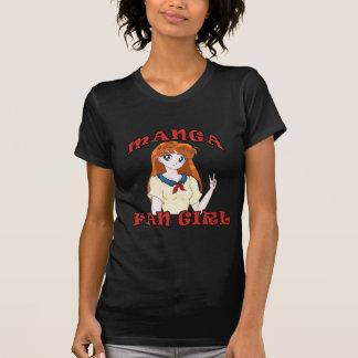 Manga Fan Girl Women's T-Shirts