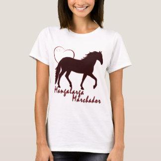 Mangalarga Marchador Hearts T-Shirt