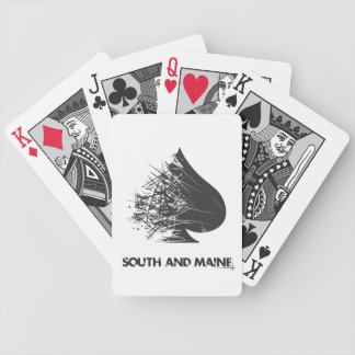 Mange's choice! SAM Card Deck Poker Deck