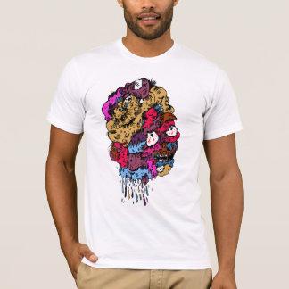 mangle face T-Shirt