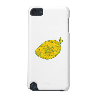Mango Fruit Mandala iPod Touch (5th Generation) Cover