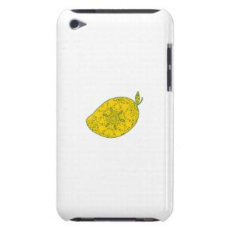 Mango Fruit Mandala iPod Touch Case