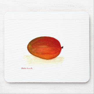 Mango fruit mouse pad
