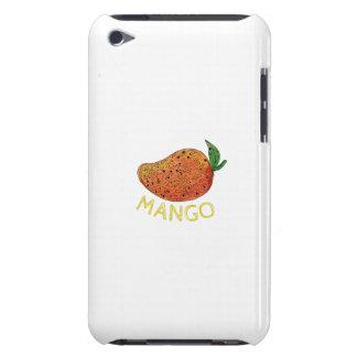 Mango Juicy Fruit Mandala iPod Case-Mate Case