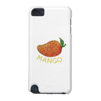 Mango Juicy Fruit Mandala iPod Touch (5th Generation) Case