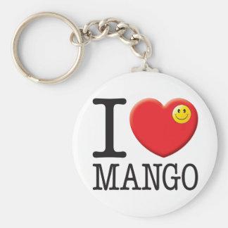 Mango Love Key Ring