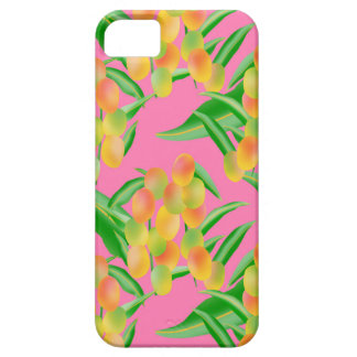 Mango Print Barely There iPhone 5 Case