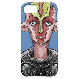 Mango Space Elf With Tender Eyes. iPhone 5 Cover