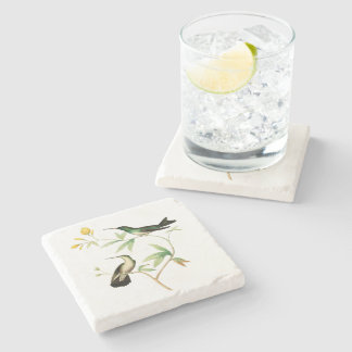 Mangrove Hummingbird Stone Coaster Stone Beverage Coaster