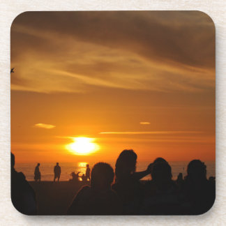 Manhattan Beach Beverage Coaster
