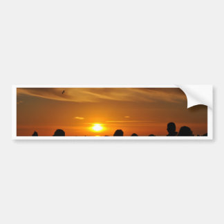 Manhattan Beach Bumper Sticker