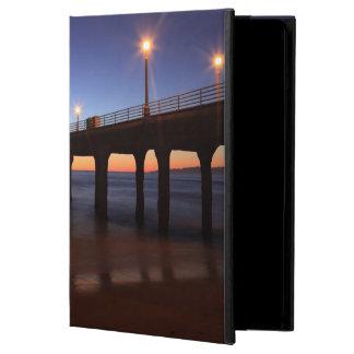 Manhattan Beach Pier at sunset, California iPad Air Case