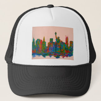 Manhattan Beauty Trucker Hat