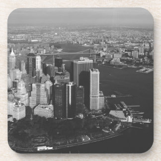 Manhattan Beverage Coasters