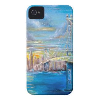 Manhattan Bridge iPhone 4 Case-Mate Case