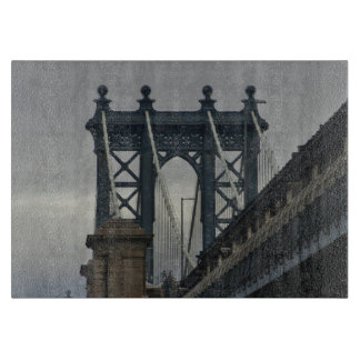 Manhattan Bridge NYC Cutting Board