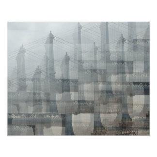 Manhattan Bridge Photo Art
