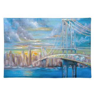 Manhattan Bridge Placemat