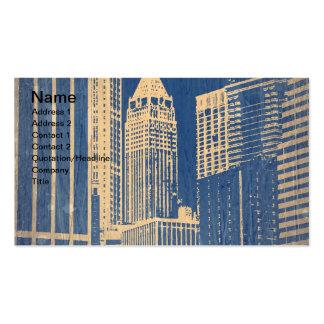 Manhattan Business Cards