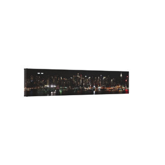 Manhattan Gallery Wrapped Canvas