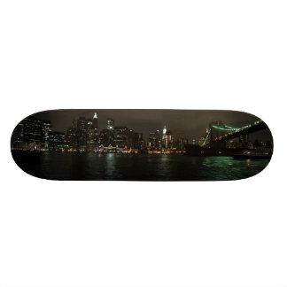Manhattan Custom Skate Board